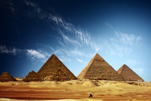 HD Pyramids of Egypt