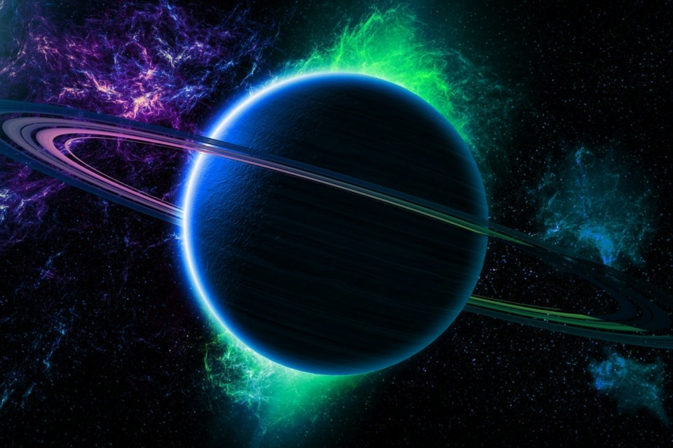 Hd Planet Saturn From Space Hd Wallpaper Download