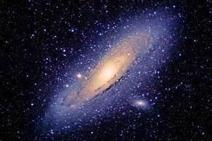 HD Andromeda Galaxy
