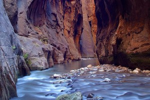 HD Zion Canyon Narrows