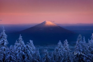 HD Black Butte Mountain