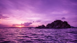 HD Pelican Island Sunset