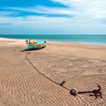 Beach Tamil Nadu, India