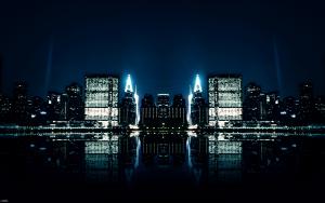 HD Night Cityscape