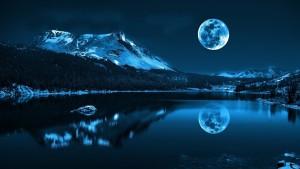 HD Super Full Moon