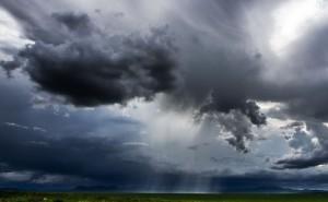 HD Dark Rain Clouds