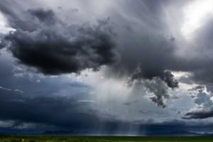 dark Rain Clouds Developping