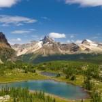 Rocky Mountains Yoho National Park Wallpaper