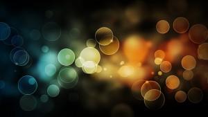 HD Abstract Bubble Wallpaper