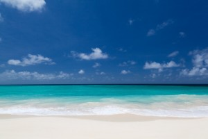HD White Sandy Beach