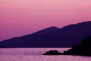 HD Purple Sunset