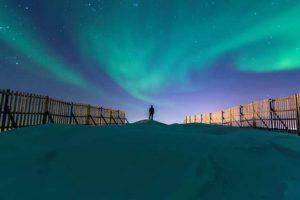HD Beautiful Northern Lights