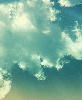 HD Clouds Pattern wallpaper for IPhone