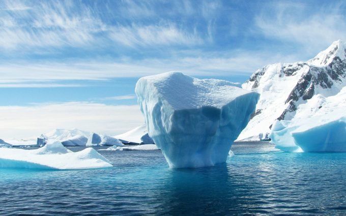 Iceberg Beauty of the North